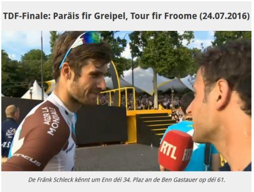 TdF Paris RTL