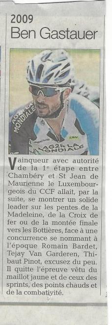 Presse Dauphine juin 2017